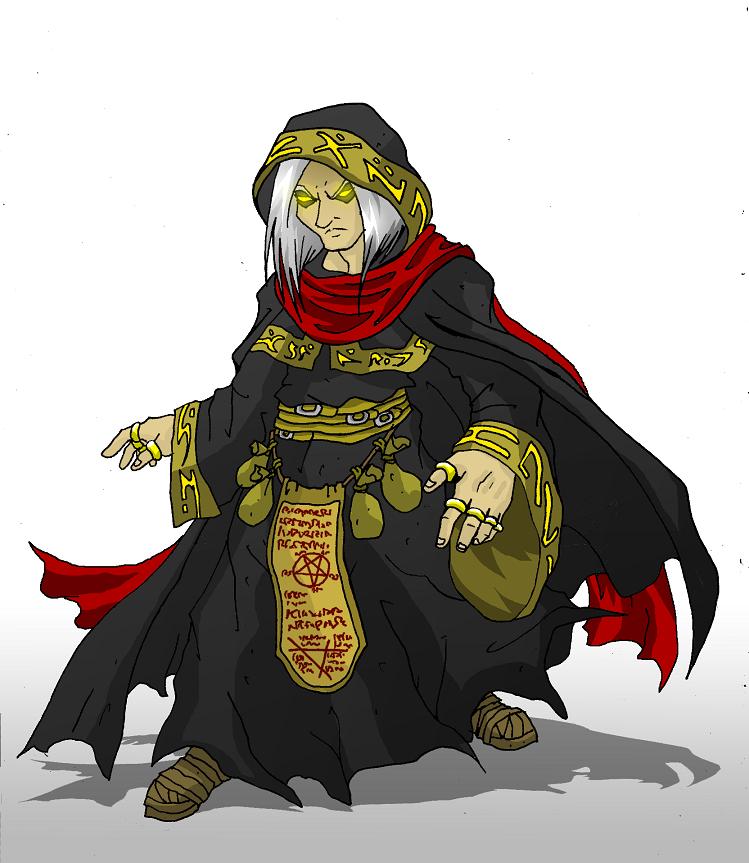 Generic EVIL wizard