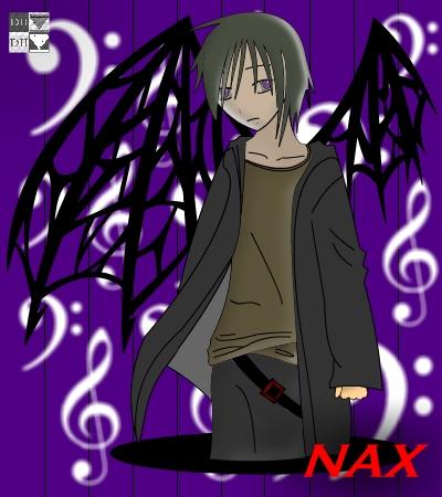 Nax Character Design