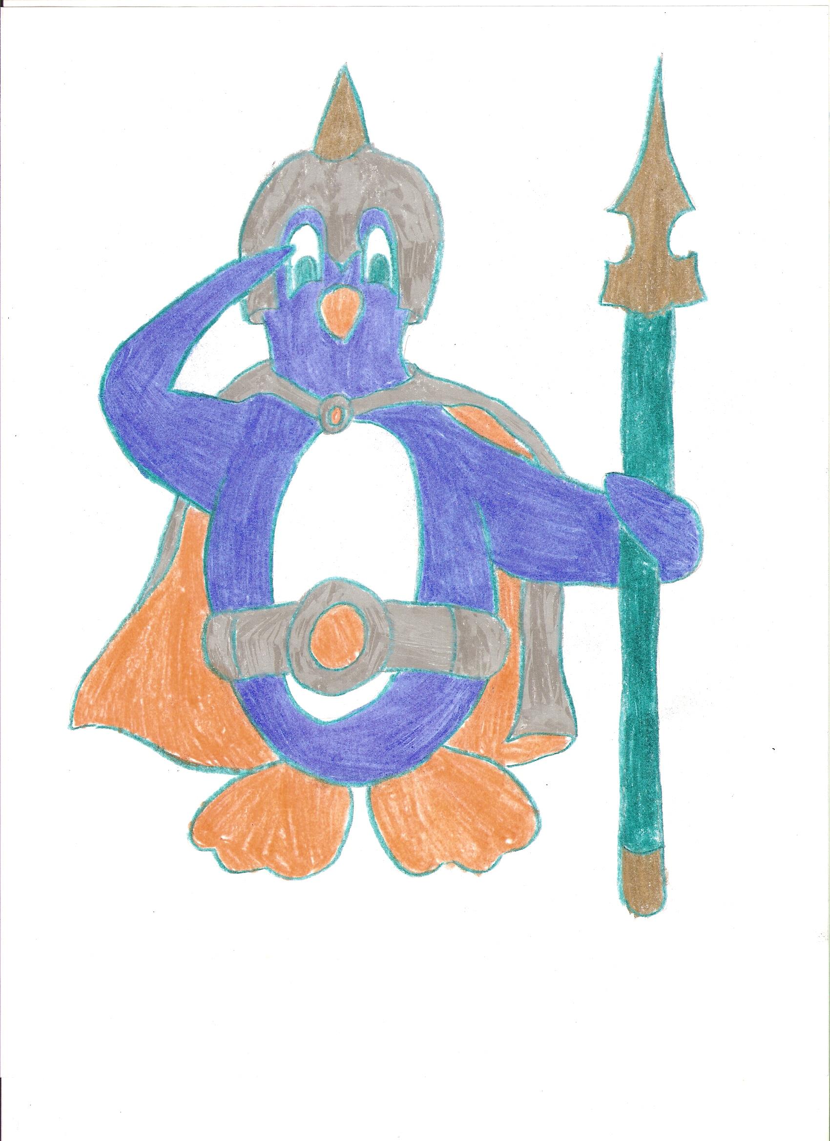 Pinguen Knight