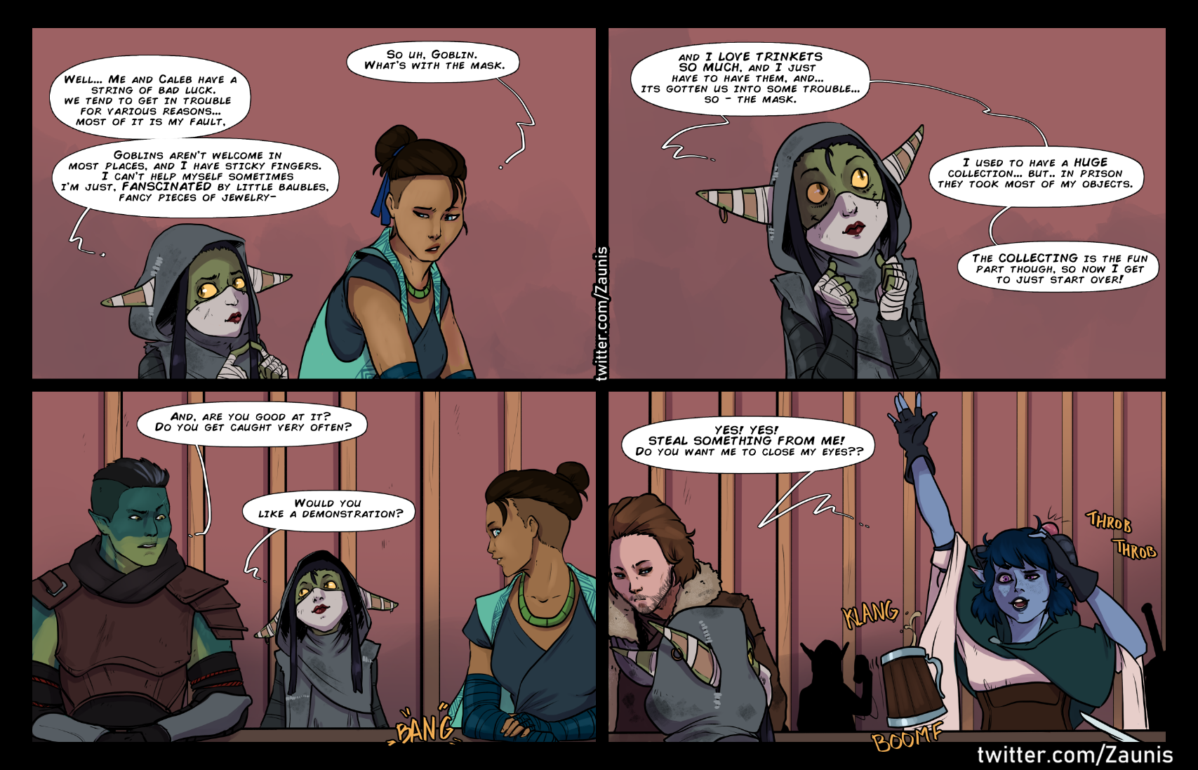 The Traveler: Jester Gets Around - Page 4