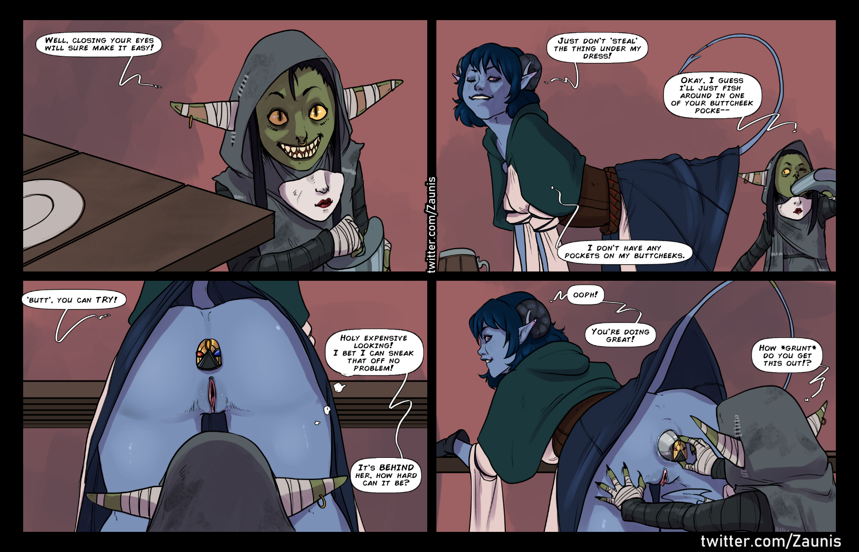 The Traveler: Jester Gets Around - Page 5
