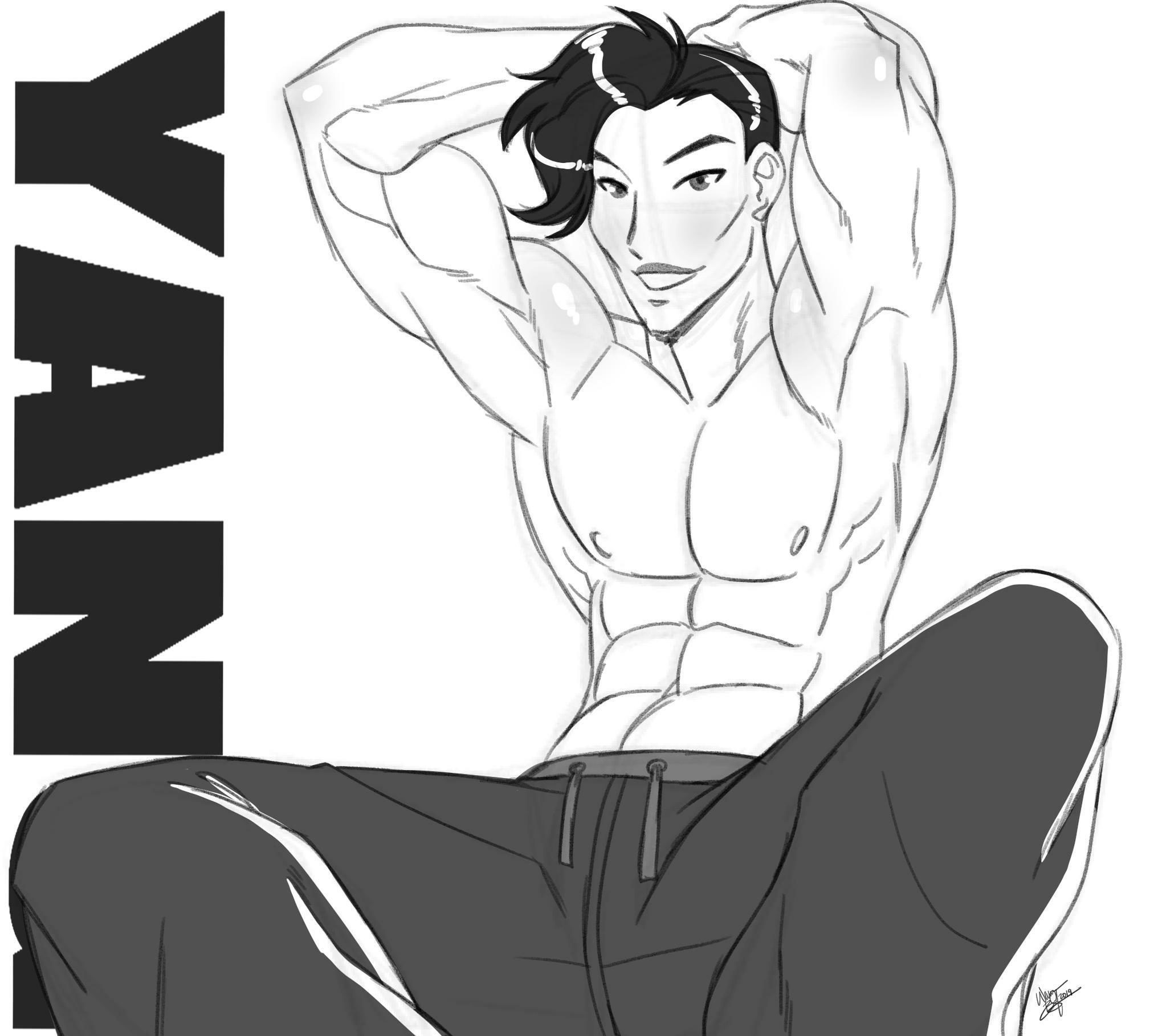 [Orlando 8: Pinup Edition] Yang Xin Lee