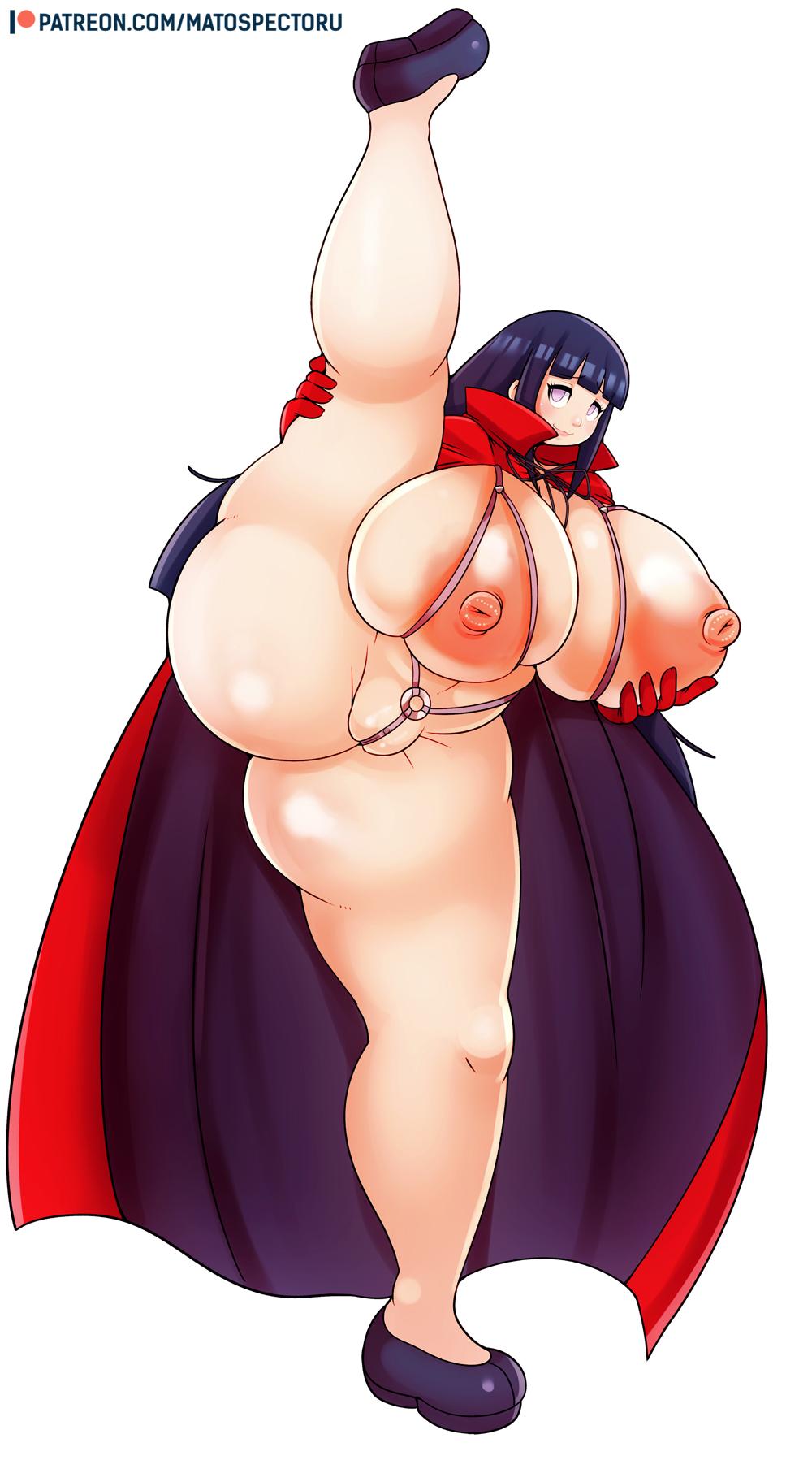 Hinata Cosplaying [Patreon Comm]