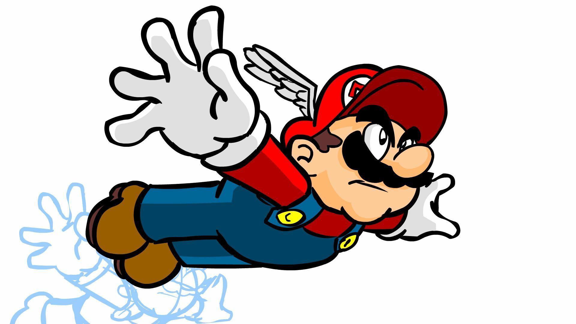 Wing Cap Mario