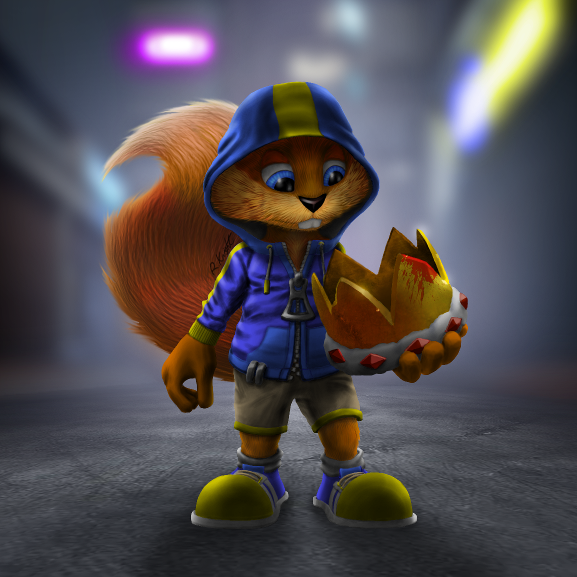 Conker's Other Bad Day