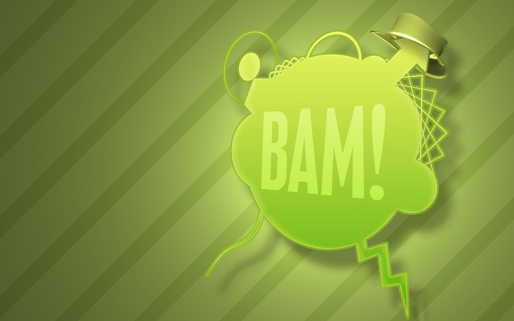 BAM! Wallpaper