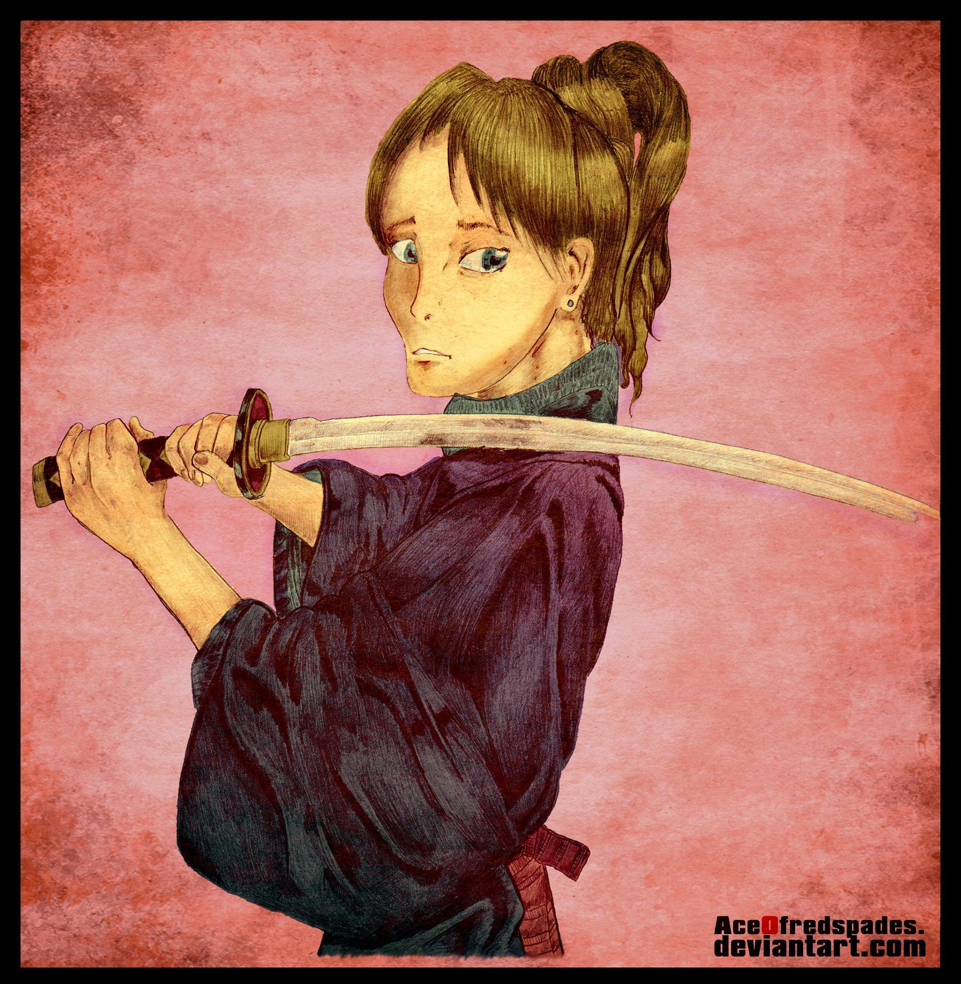 She samurai