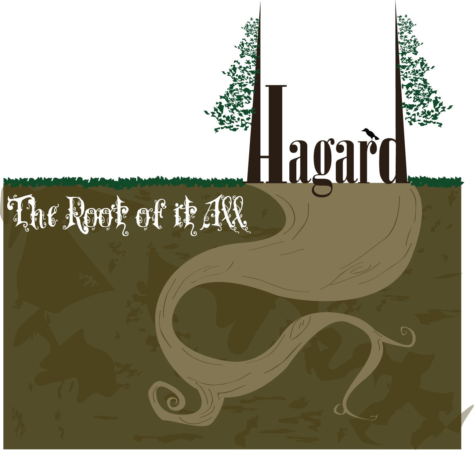 hagard cd cover