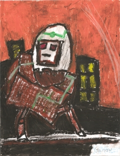 Dark City Robot