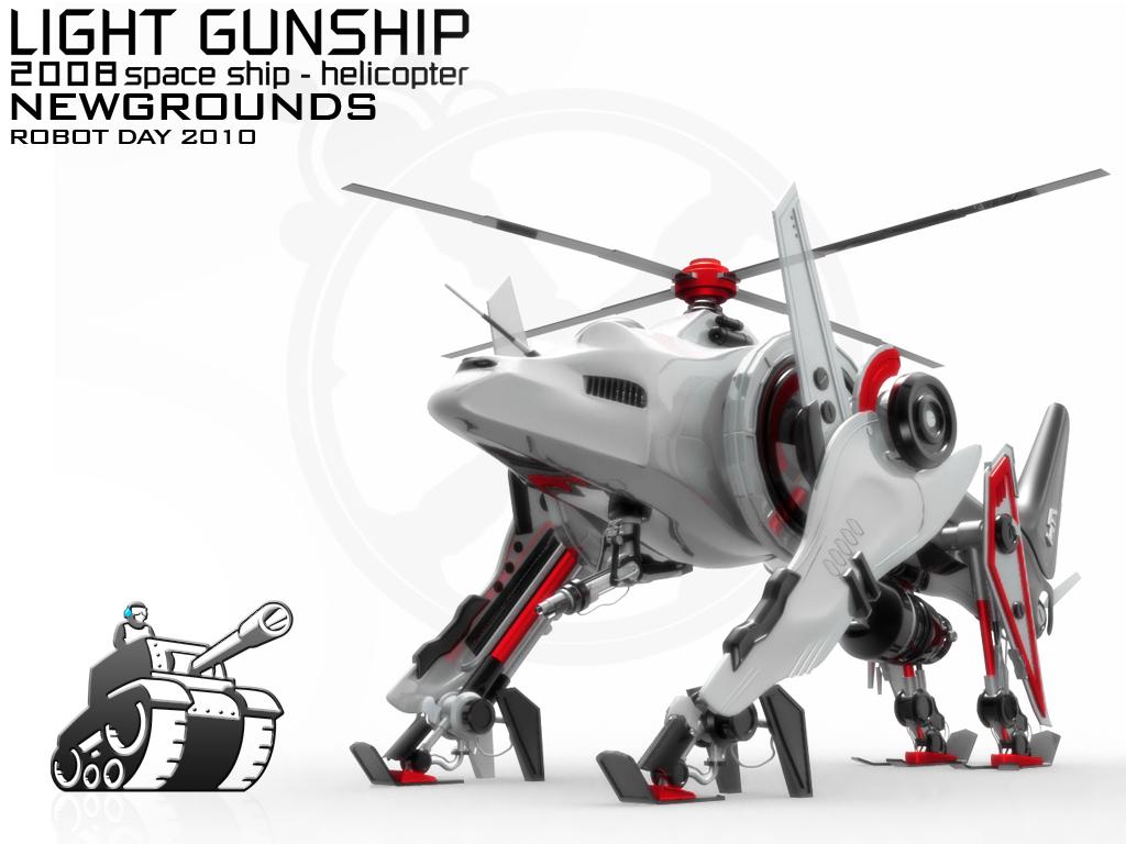Light Gunship Tank