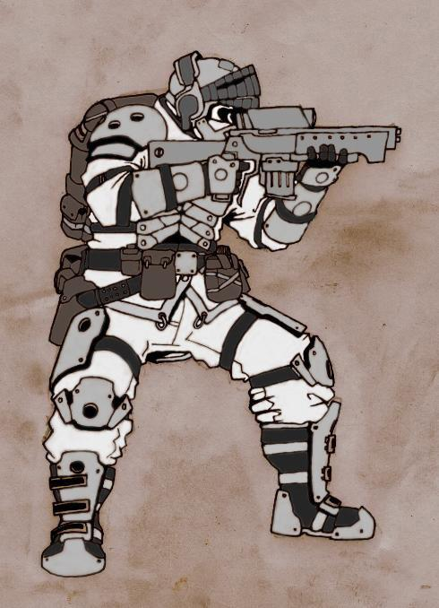 Snow Soldier