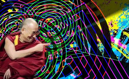 Dalai Lama!