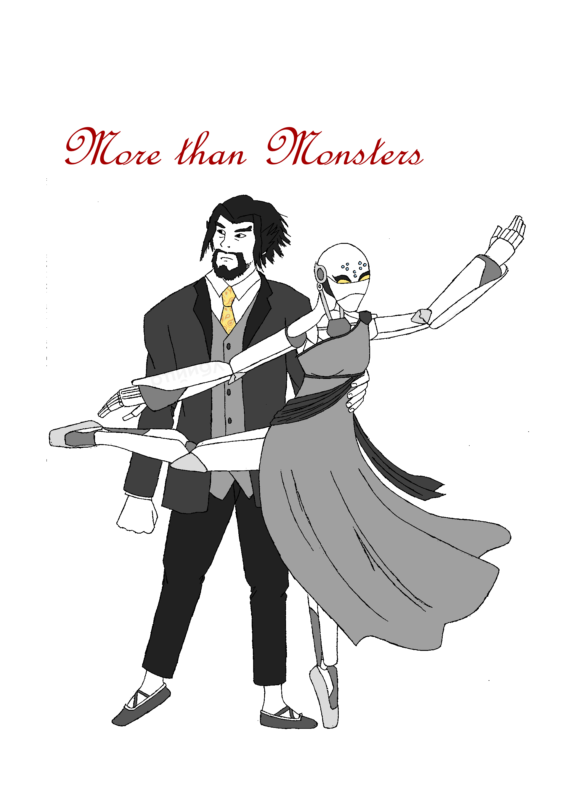 More than Monsters