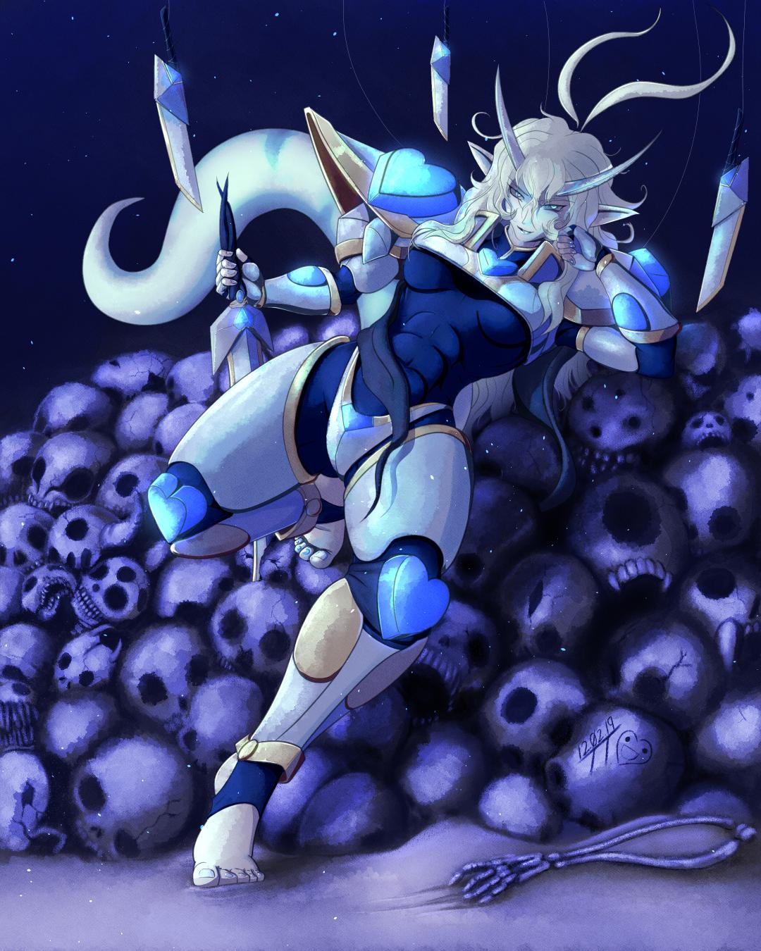 Blade Dancer, Dee
