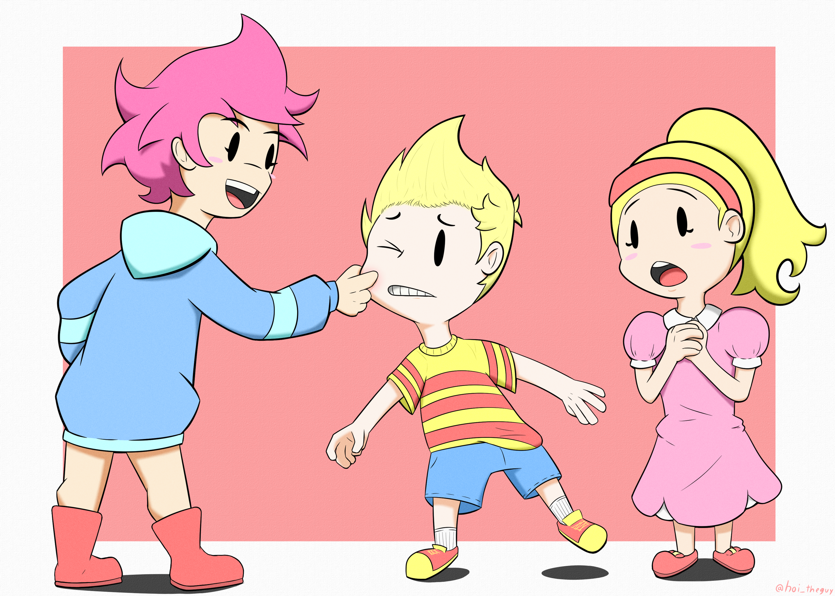 Mother 3: Lucas and Nana