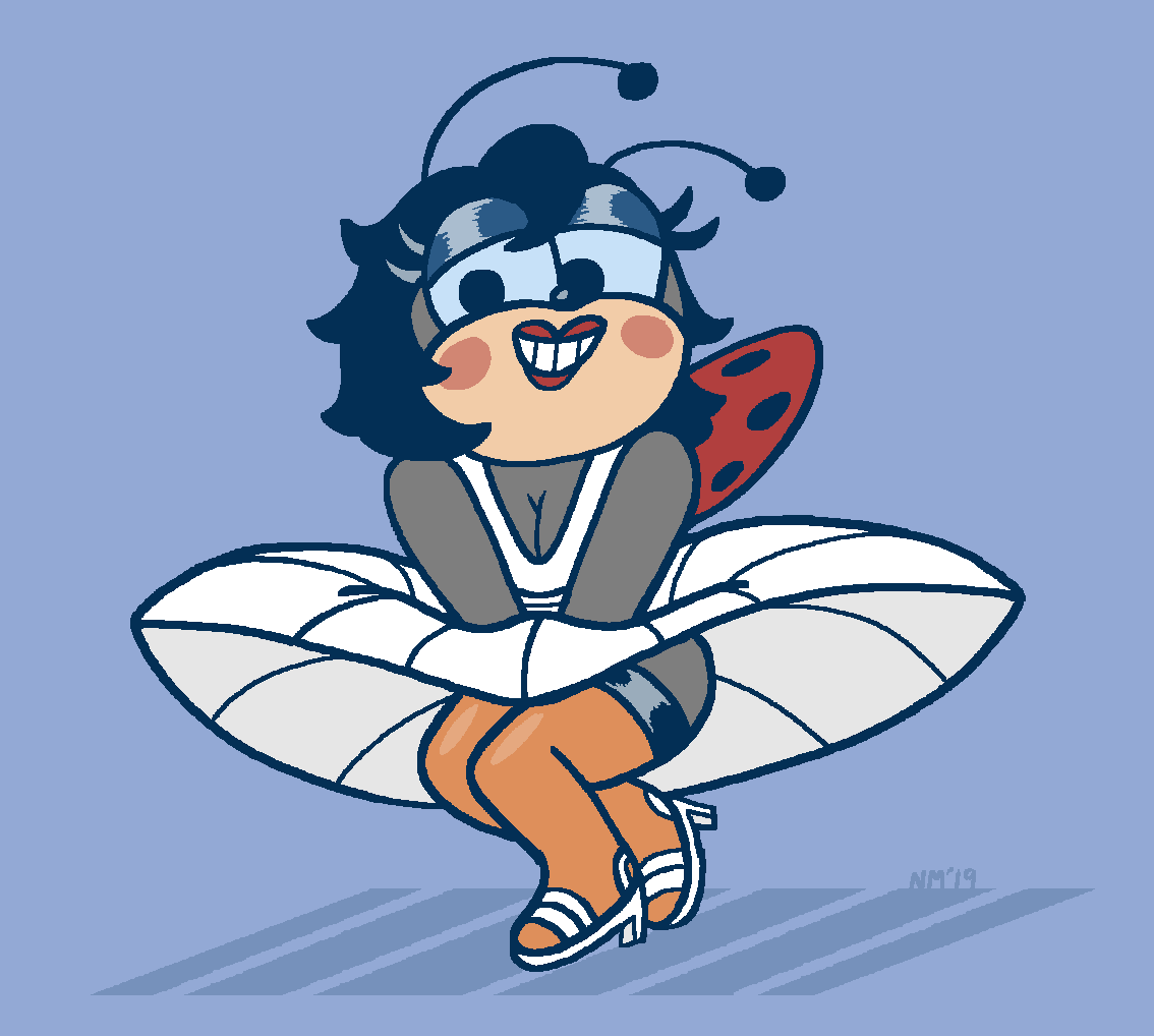 Lady Bug Commission