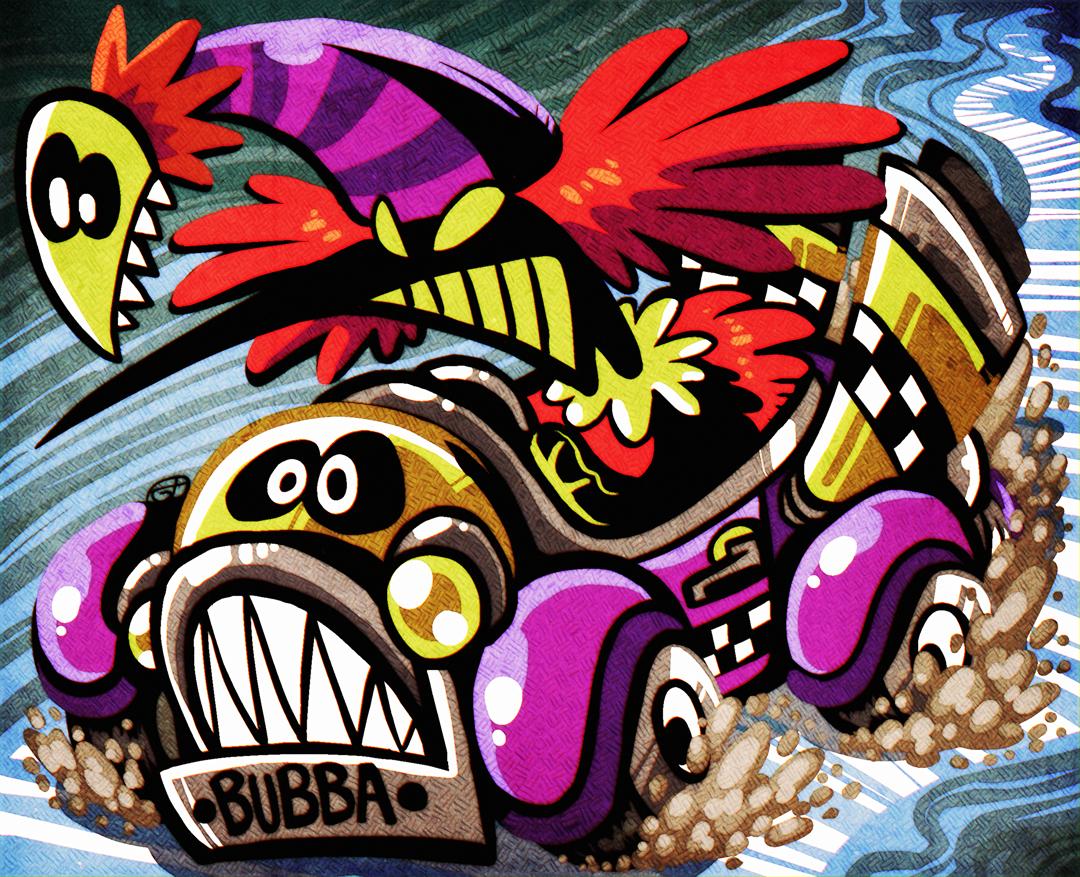Bubba's Ride