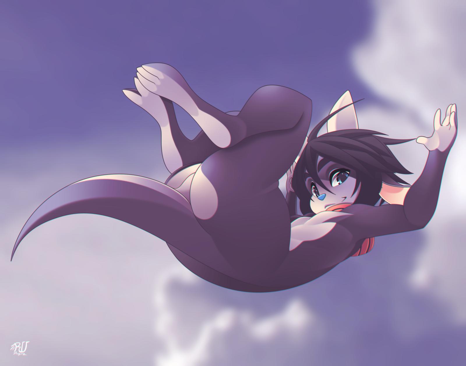 dragon-bun-fall