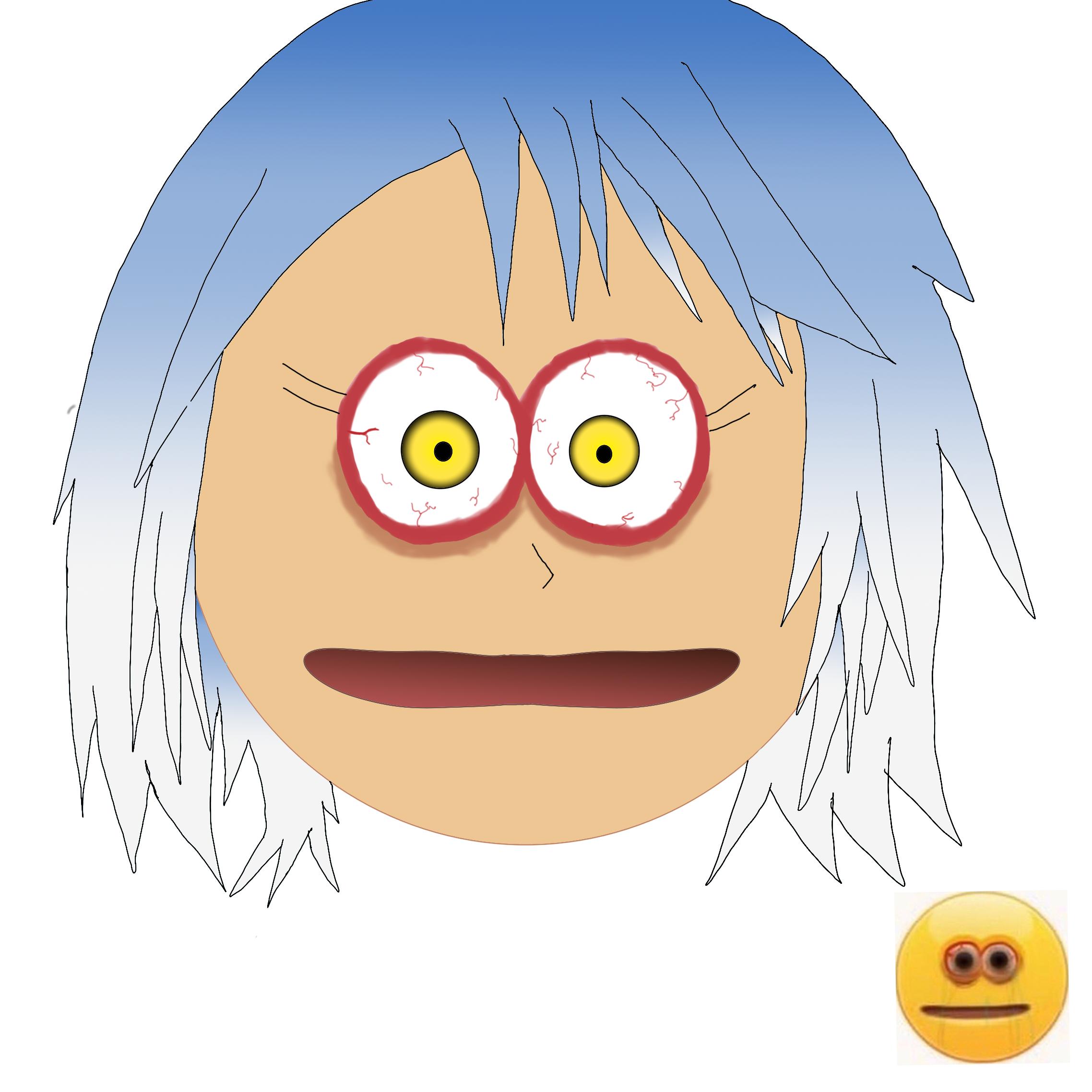 Cursed Emoji - Anti Aqua Edition