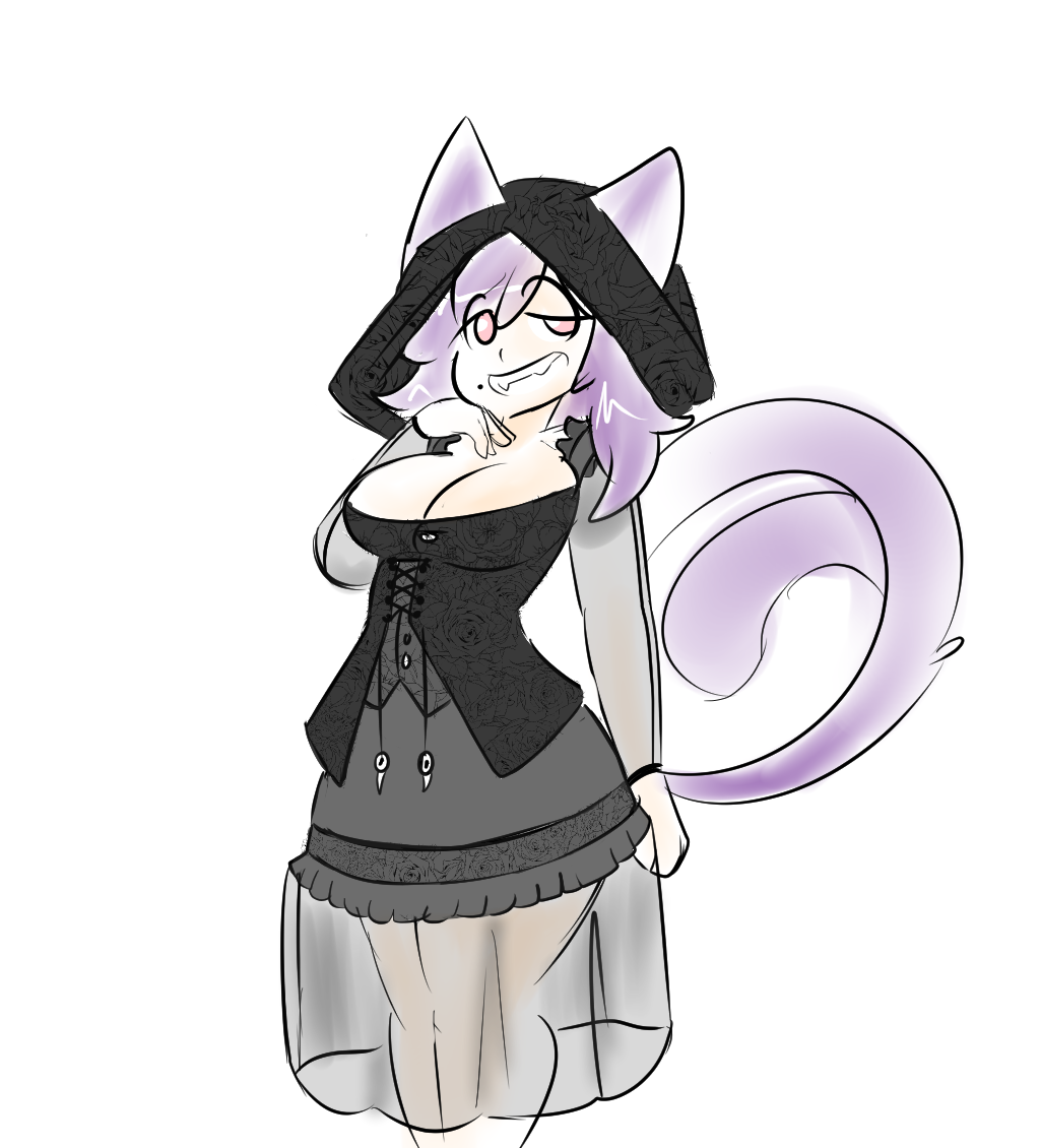 Vallycuts' casual outfit