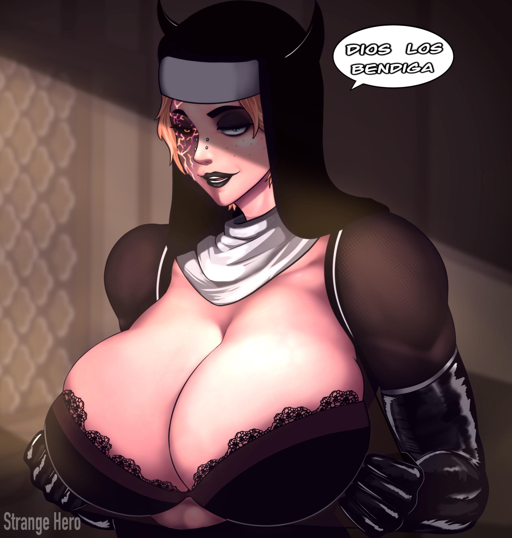 My nun Oc , Lisa