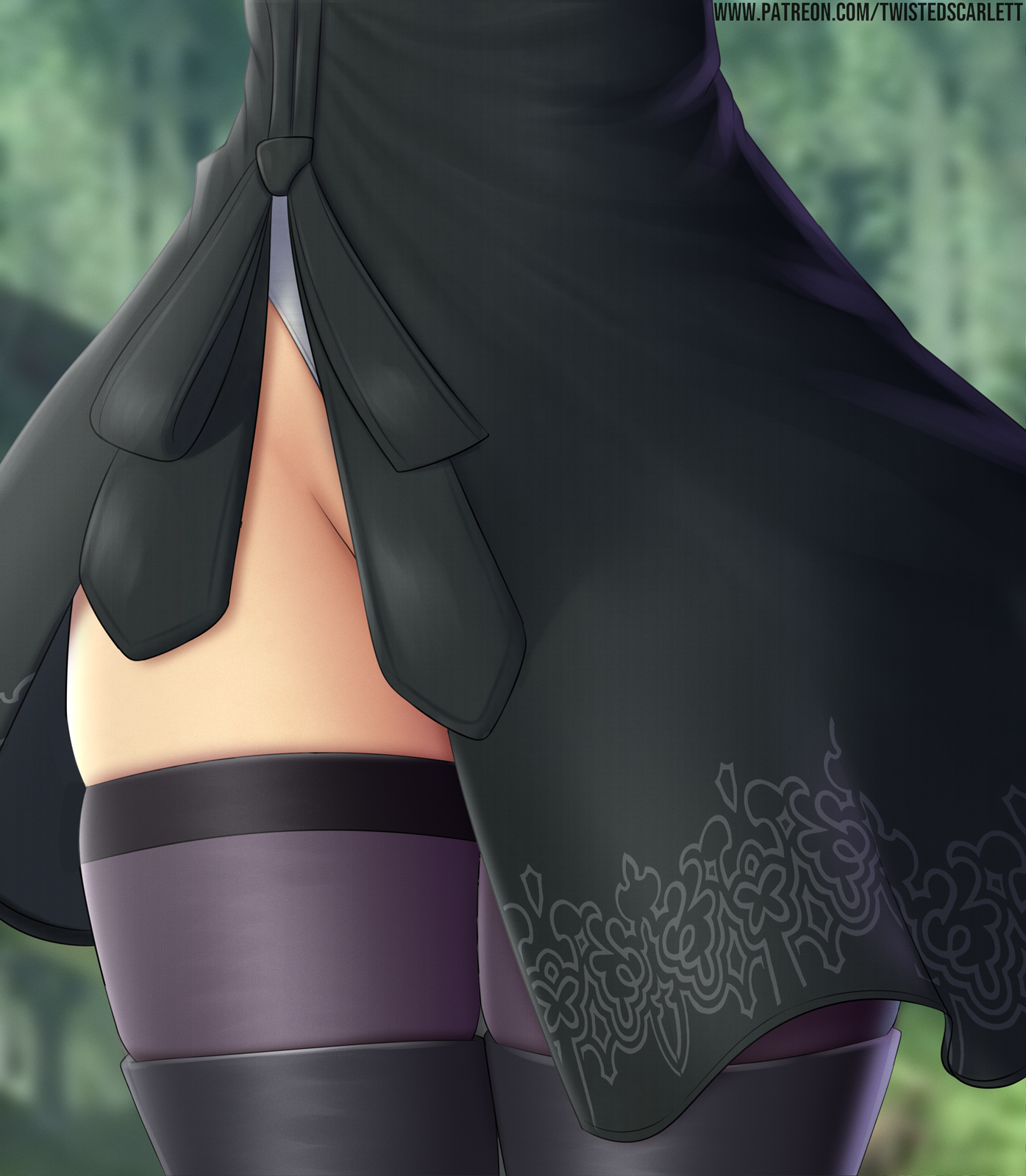 2B Hips with Dress