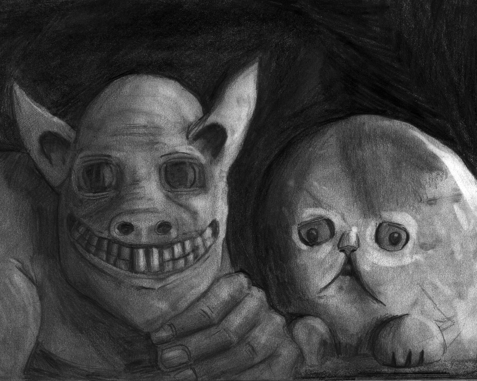 Pig n' Headcat