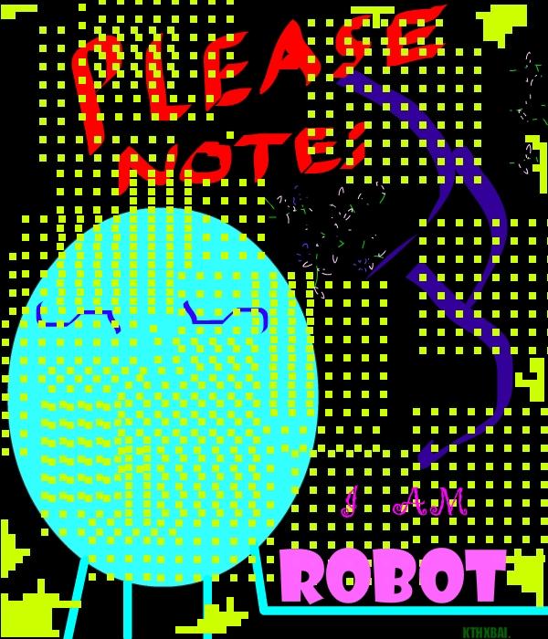 Robot Notes