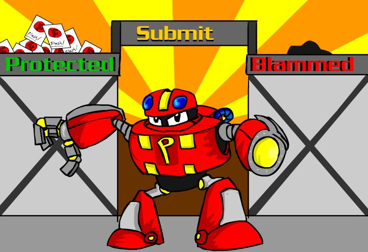 P-Bot Working (Spazboy225)