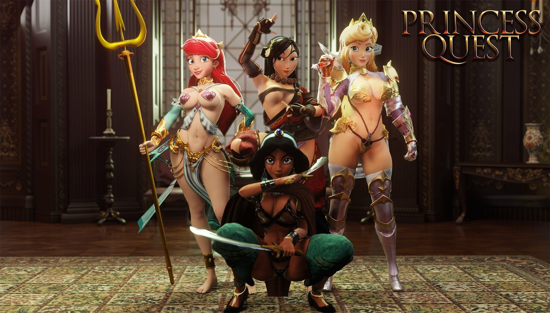 Princess Quest 04