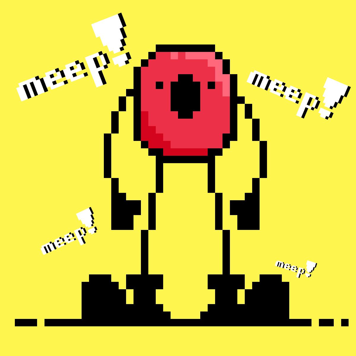 Meep man