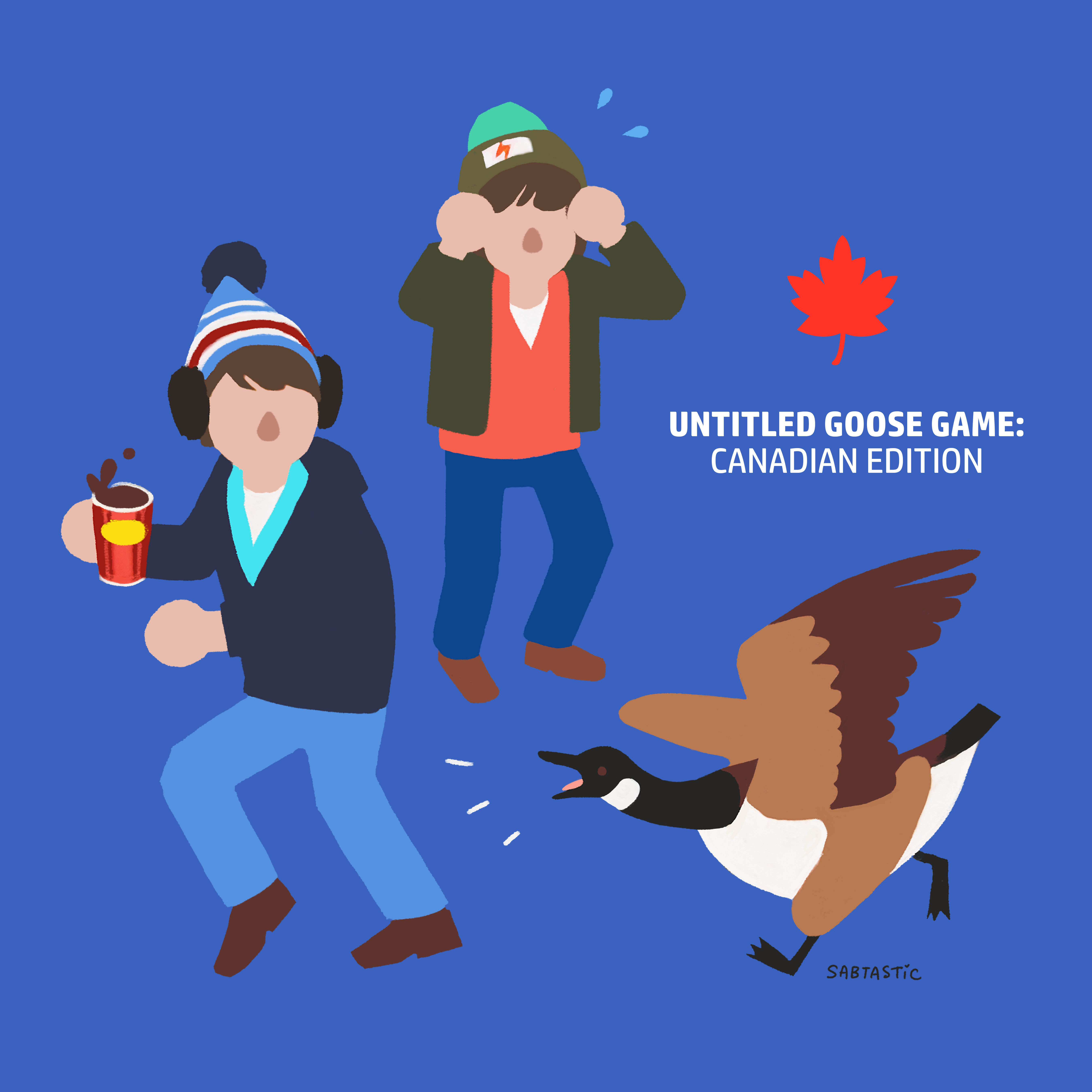 Bob n Doug vs Horrible Goose