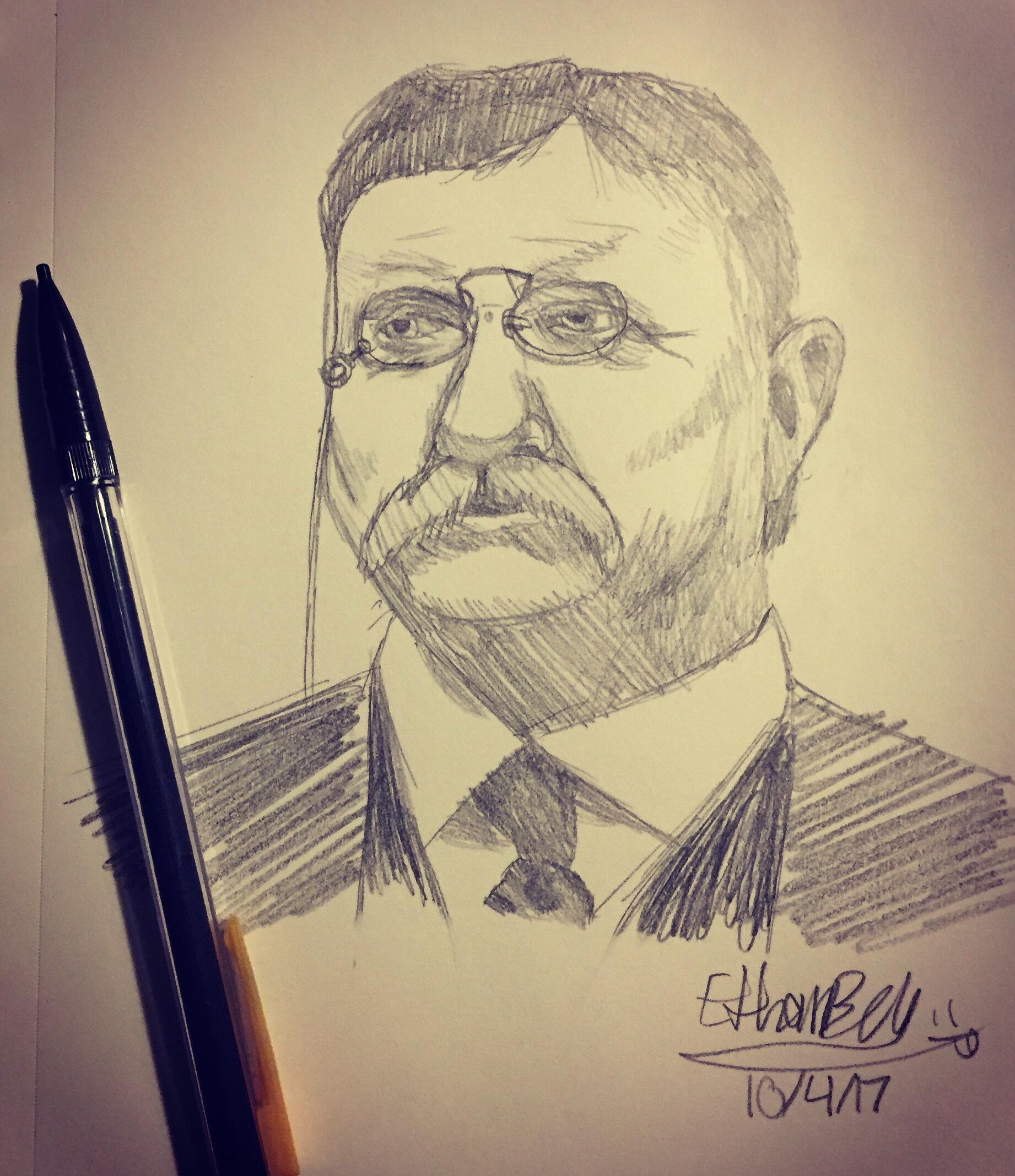 Theodore 'Teddy' Roosevelt (2017)