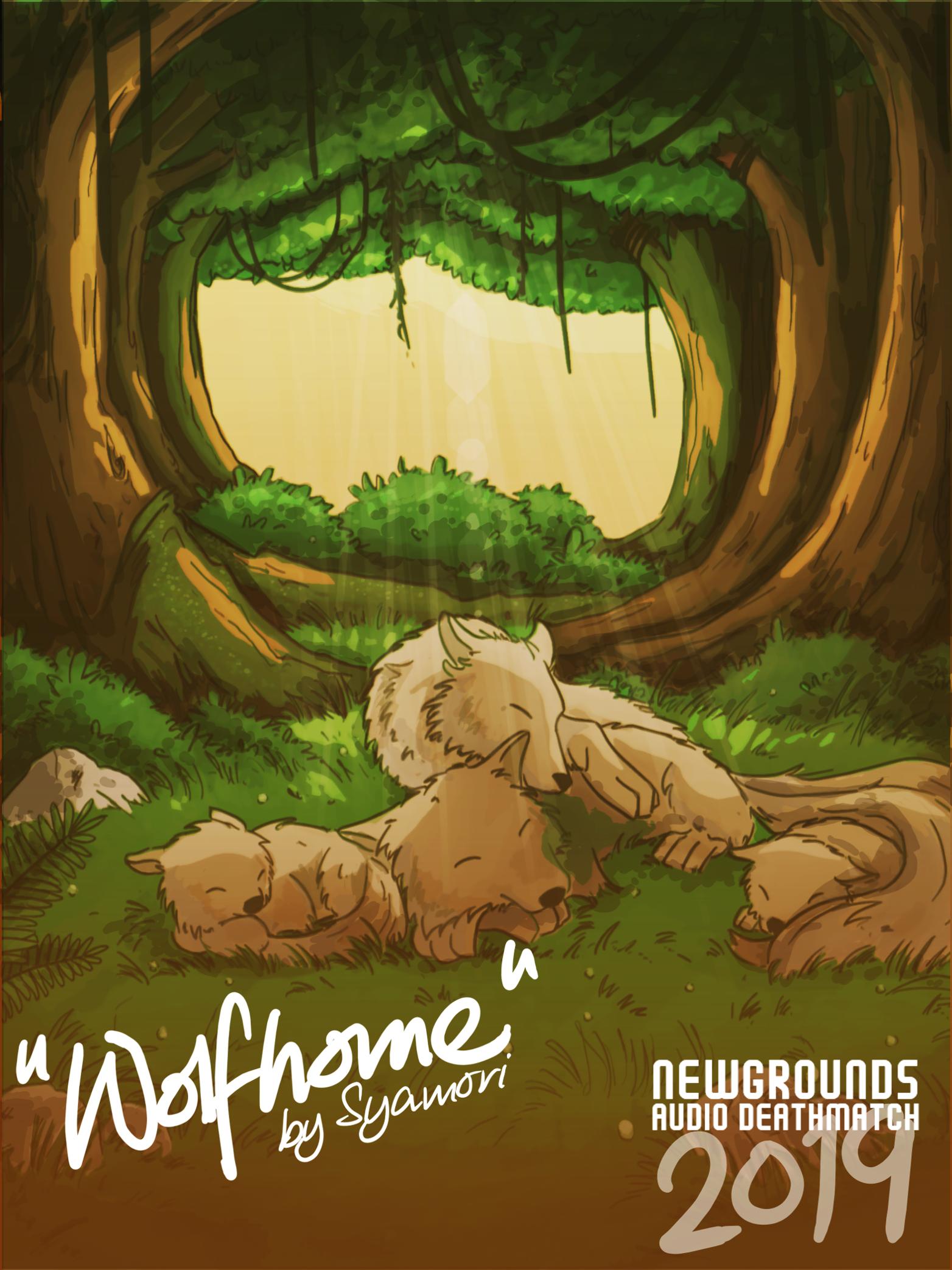 NGADM '19 ~ Wolfhome