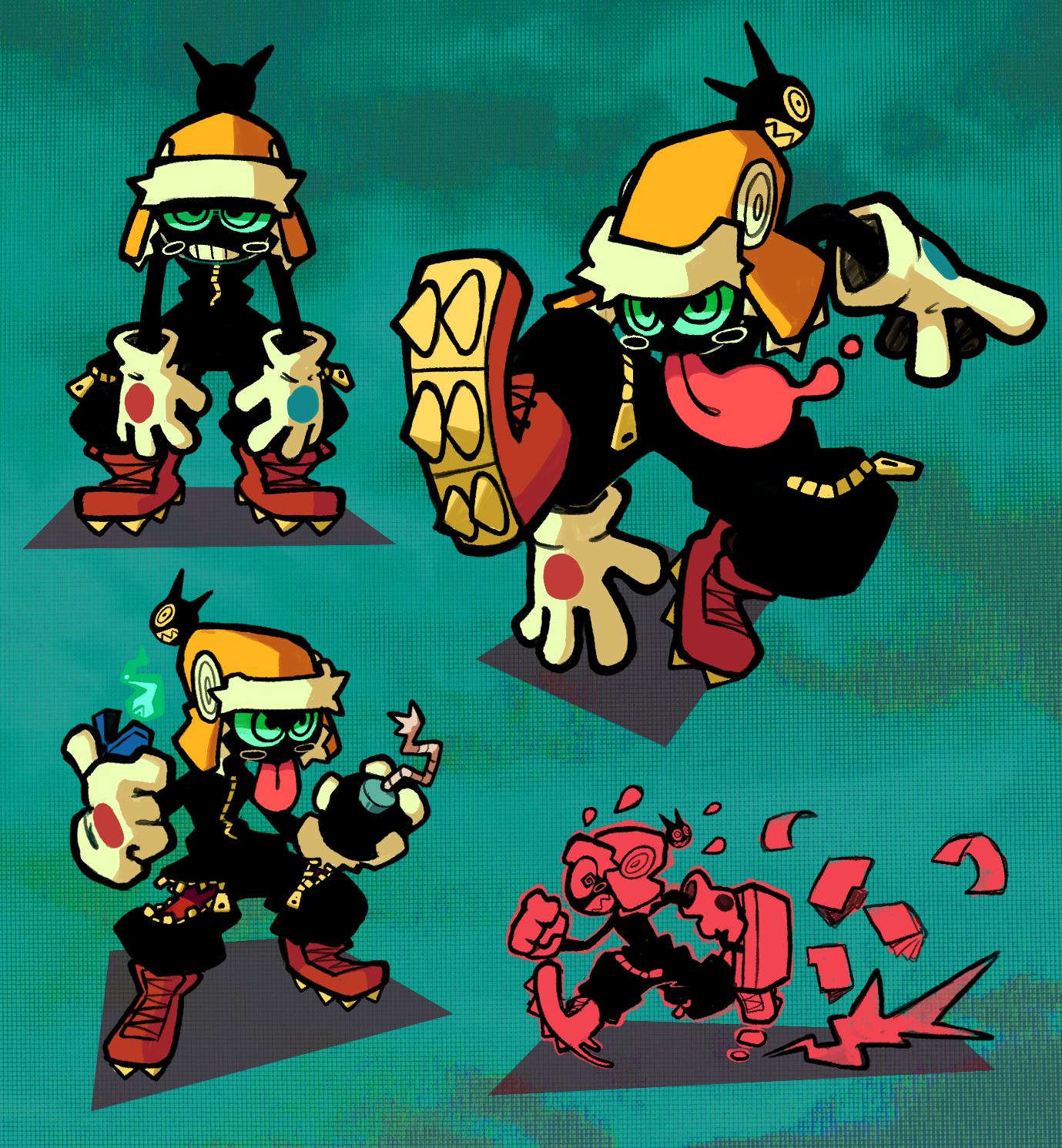 Funny Thief Bro