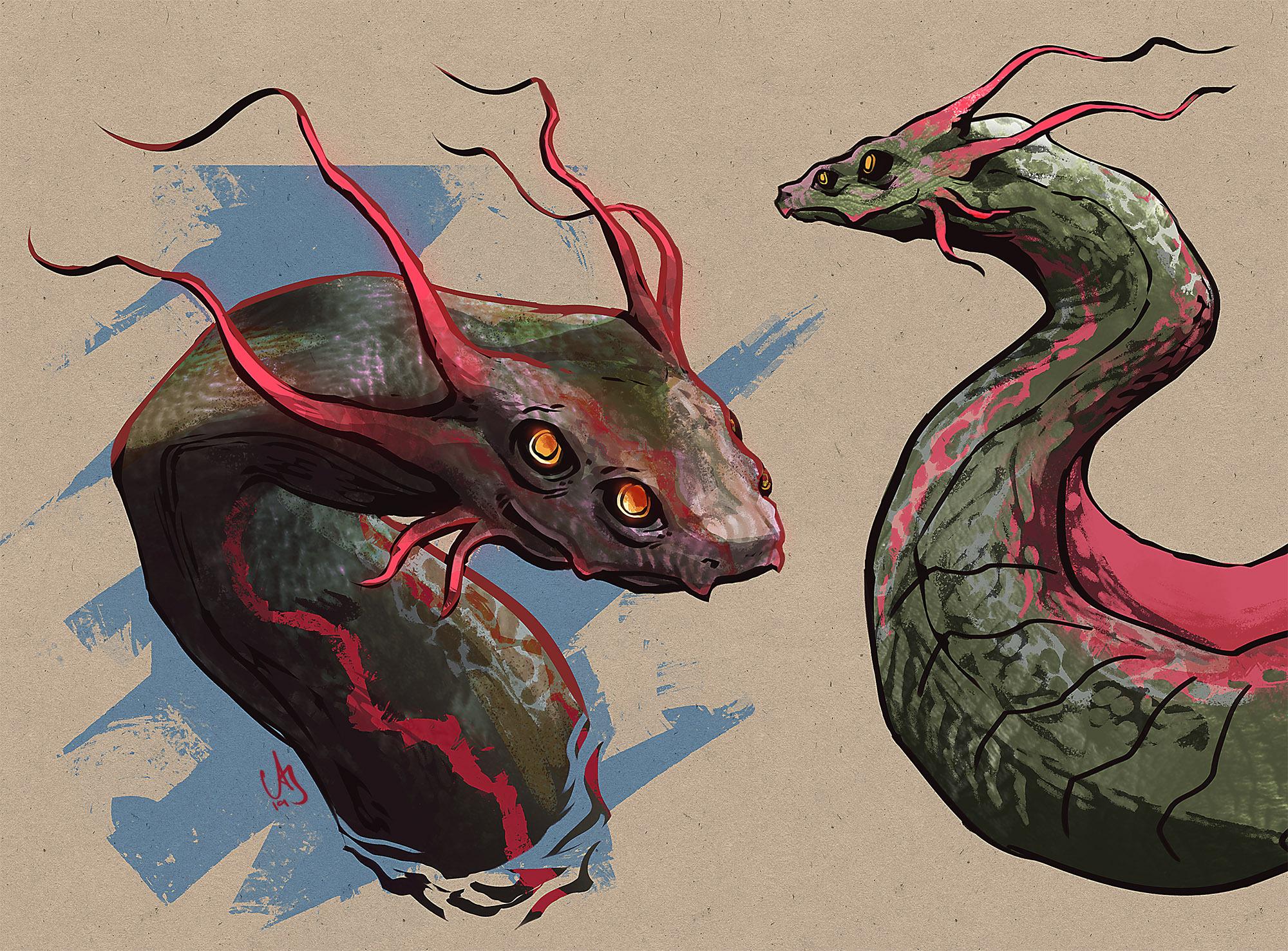 eel friend