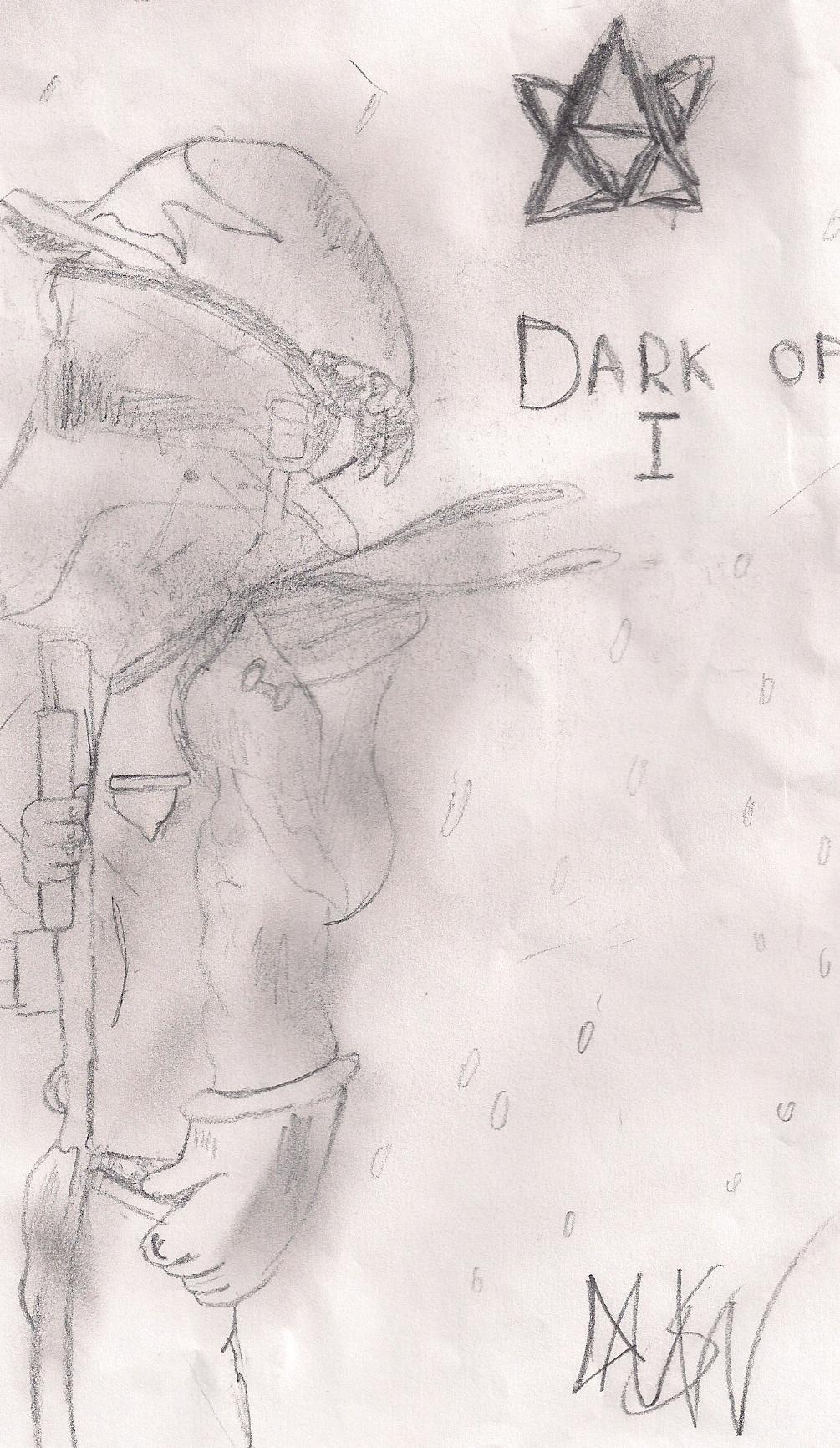 dark of I