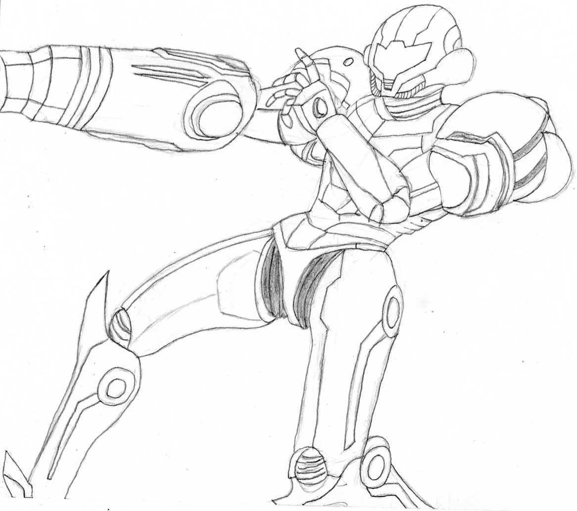 Samus Aran Prime