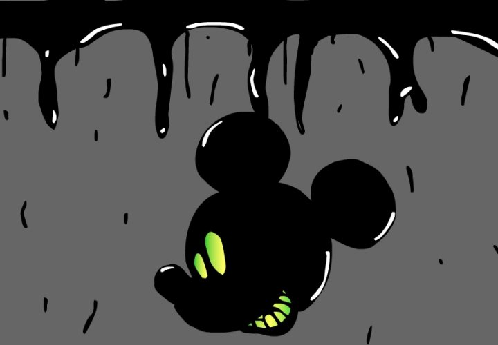 Phantom Mickey