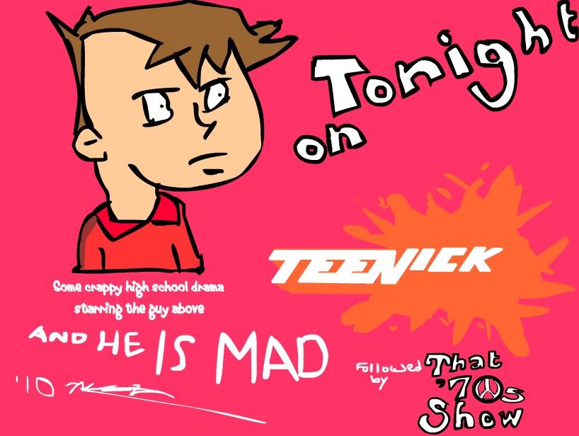 Fake Teenick Advertisement