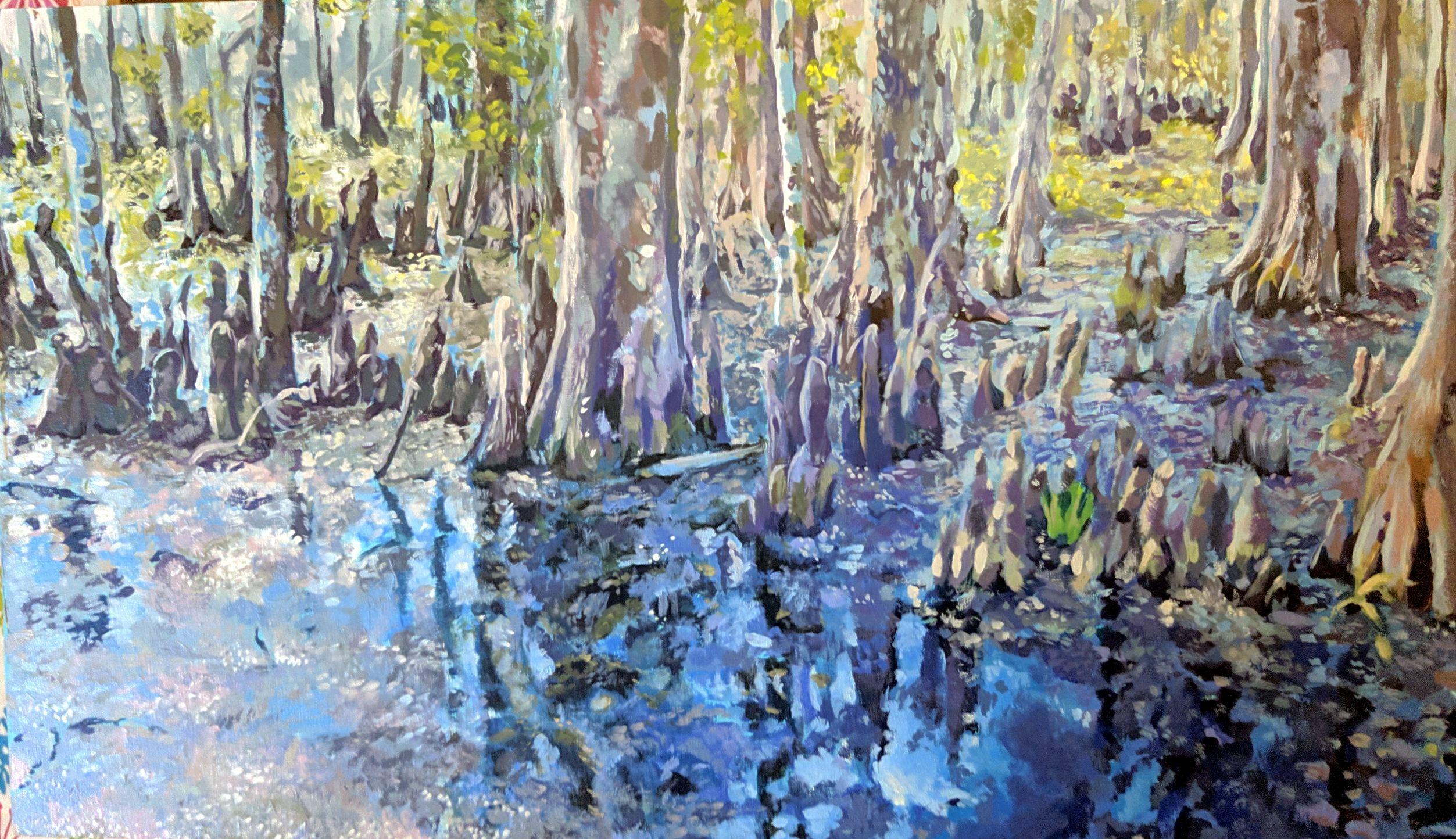 Swamp II