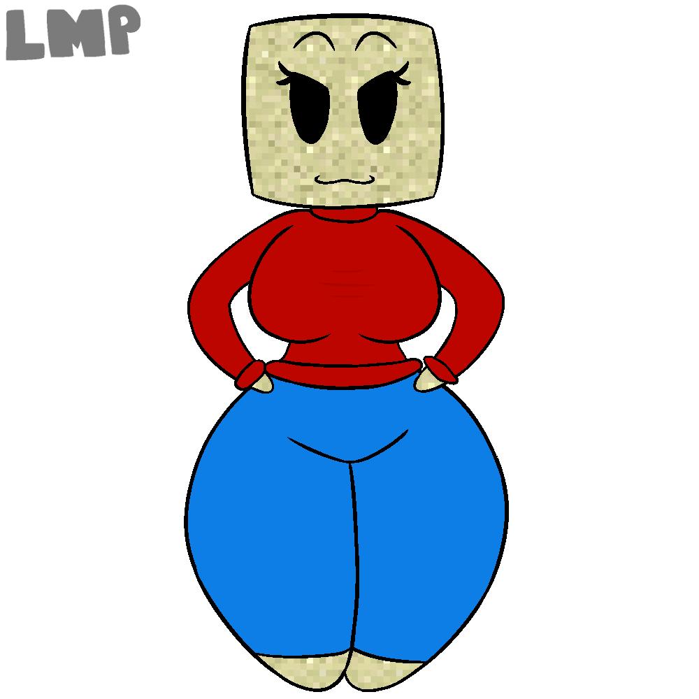 Sandmom Doodle