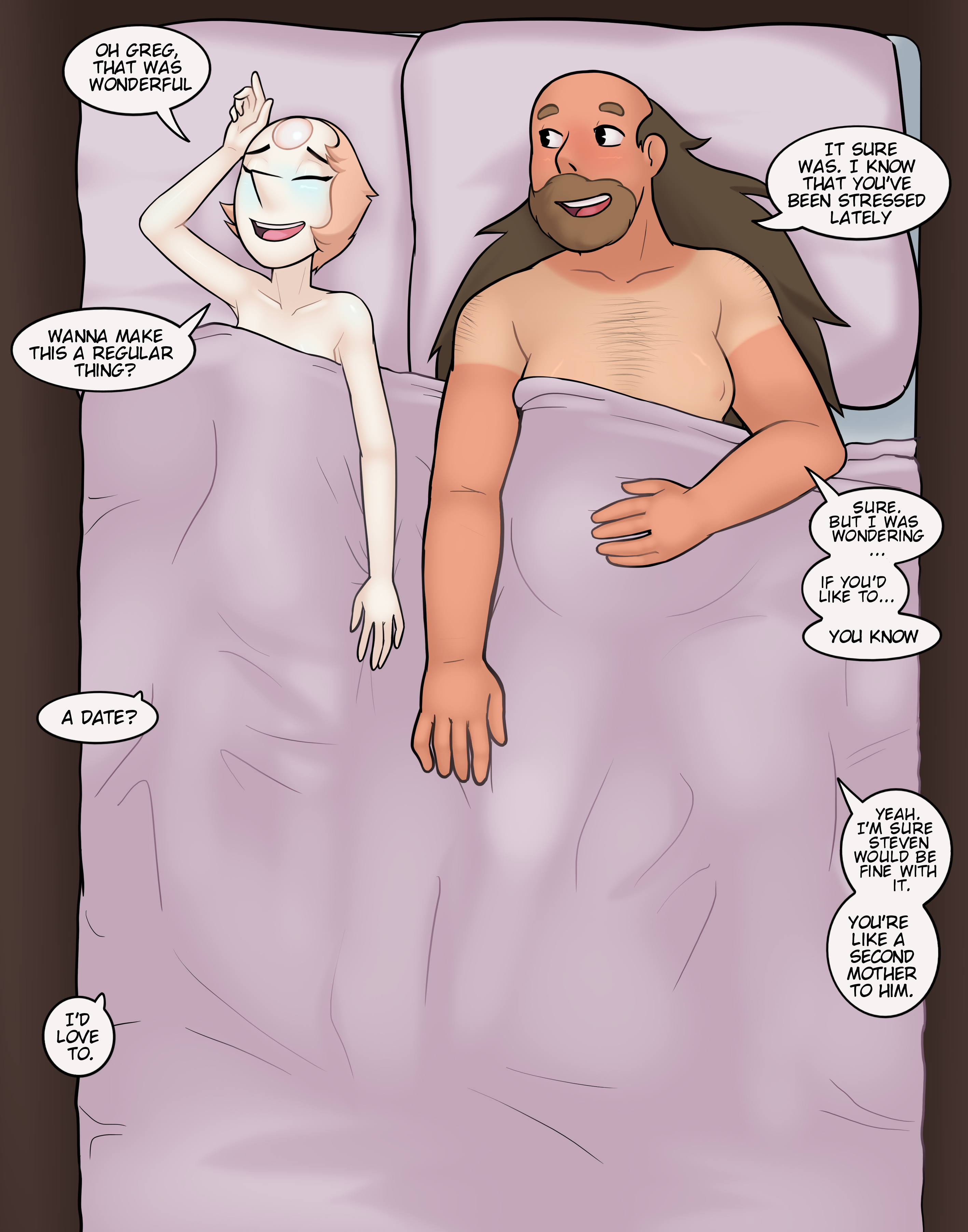 Aftergreg (Under Covers)