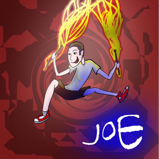 Joe Concept Art