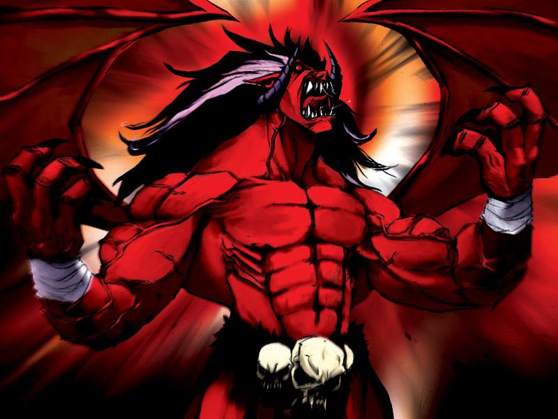 Demon's Wrath by BiggCaZv2 on Newgrounds