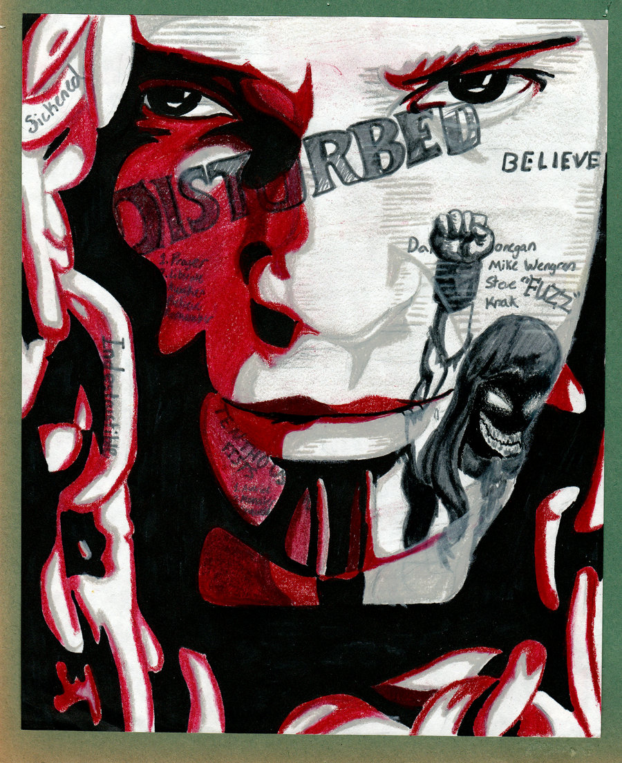 David Draiman: Pop Art
