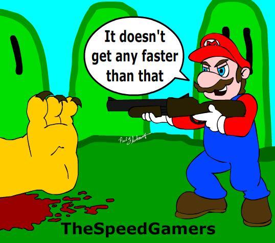 Mario's Shortcut