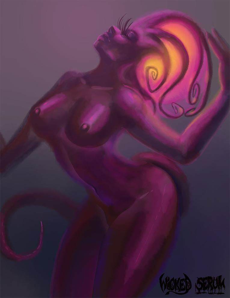 Alien Dancer Misc