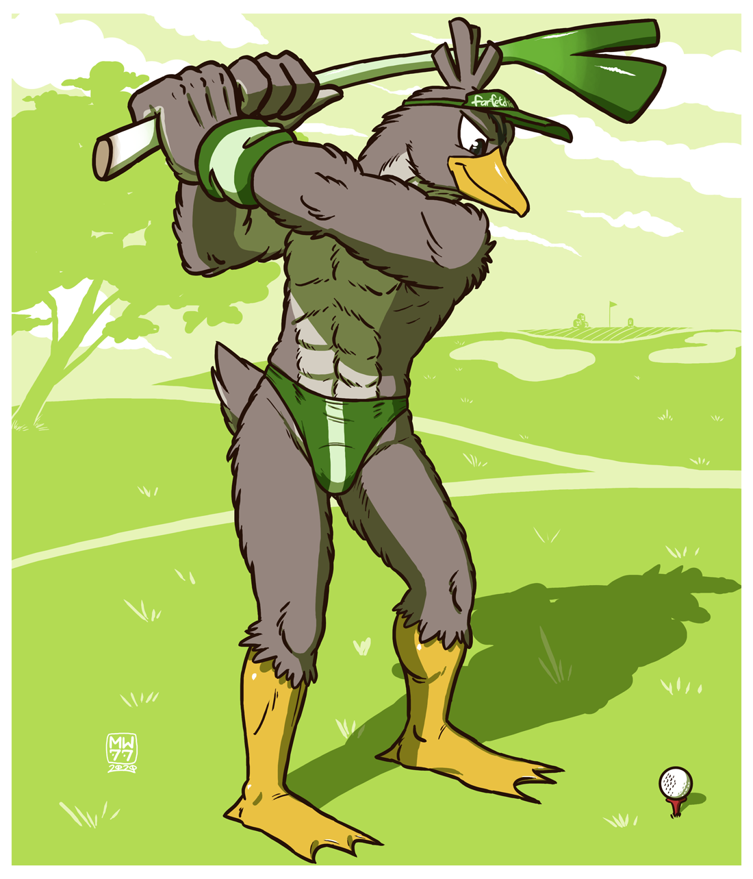 FARFETCH'D : Master of Birdie