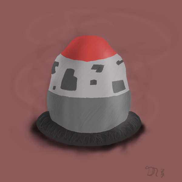 Rocket Egg